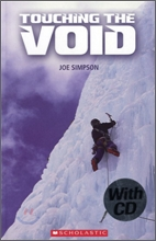 Scholastic ELT Readers Level 3 : Touching the Void (Book+CD)