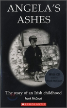 Scholastic ELT Readers Level 3 : Angela's Ashes (Book+CD)