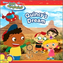Disney's Little Einsteins : Qunicy's Dream