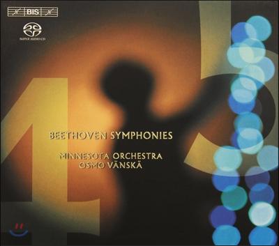 Osmo Vanska 베토벤: 교향곡 4번, 5번 (Beethoven: Symphony No.4, No.5)