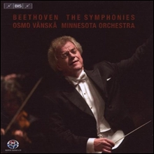 Osmo Vanska 베토벤: 교향곡 전집 - 오스모 벤스케 (Beethoven: The Complete Symphonies)