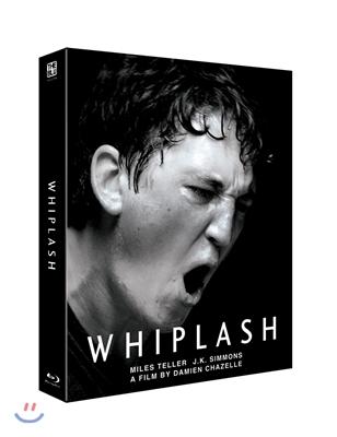 위플래쉬 (풀슬립 스틸북 한정판) : 블루레이
