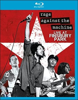 Rage Against The Machine (레이지 어게인스트 더 머신) - Live At Finsbury Park (런던 핀즈베리 공원 라이브)