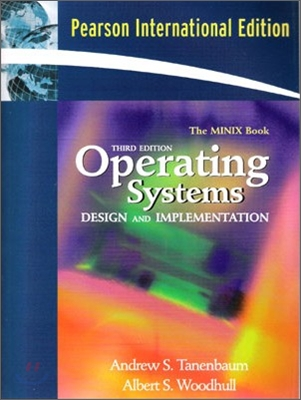 Operating Systems Design and Implementation, 3/E
