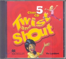 Twist and Shout 5 : Audio CD