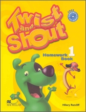 Twist and Shout 1 : Homework Book