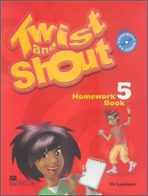 Twist and Shout 5 : Homework Book