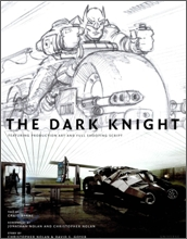 Dark Knight : Featuring Production Art and Full Shooting Script