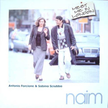 Antonio Forcione & Sabina Sciubba - Meet Me In London