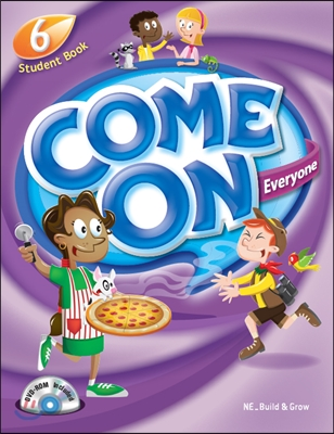 Come On Everyone 6 : Student Book