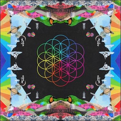Coldplay - A Head Full Of Dreams (콜드플레이 7집 수입반)