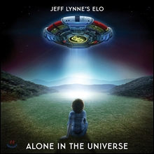 Jeff Lynne's ELO (Electric Light Orchestra) - Alone In The Universe (Standard Edition)