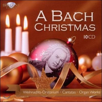 바흐 크리스마스 작품집 (A Bach Christmas)