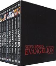 [슈퍼특가 13,000원 무료배송] 신세기 에반게리온 리뉴얼 일반판 Box Set (8Disc)
