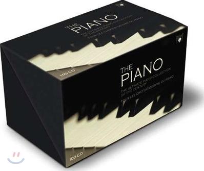 피아노 100 : 세기의 피아노 작품 콜렉션 (90CD에 달하는 수록곡 악보 PDF수록!!)