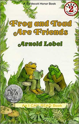 [I Can Read] Level 2 : Frog and Toad Are Friends