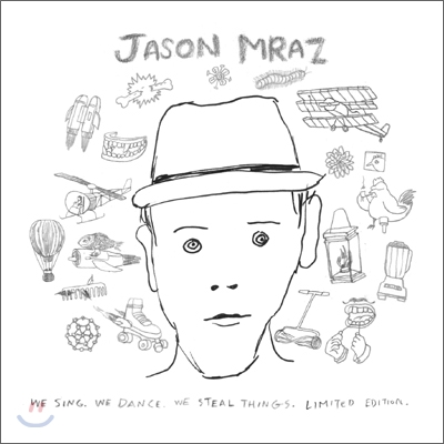 Jason Mraz - We Sing. We Dance. We Steal Things (Expanded Edition) (제이슨 므라즈 3집 확장판)