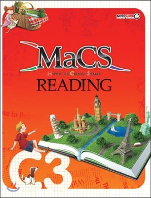 MaCS Reading 맥스 리딩 C3