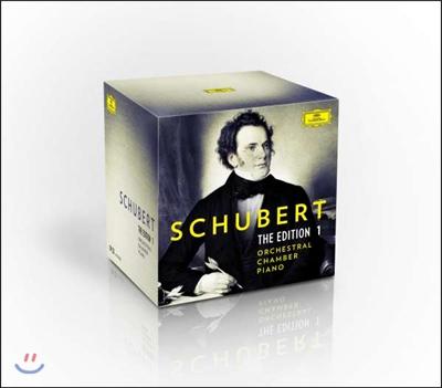슈베르트 에디션 1집 - 관현악, 실내악과 피아노 작품 (Schubert The Edition Vol.1 - Orchestral, Chamber & Piano)