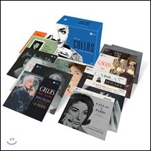 Maria Callas 마리아 칼라스 스튜디오 리사이틀 전집 (The Studio Recitals)