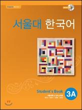 서울대 한국어 3A Student's Book with MP3 CD