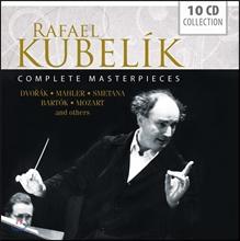 Rafael Kubelik 라파엘 쿠벨릭 명연주 전집 (Complete Masterpieces)