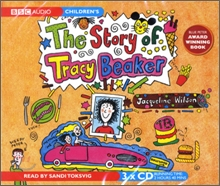 The Story of Tracy Beaker : Audio CD