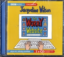 The Worry Website : Audio CD