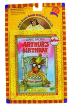 Arthur's Birthday (Book & CD)