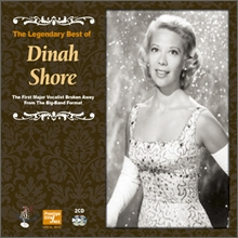 Dinah Shore - The Legendary Best of Dinah Shore (Prestige Elite Jazz Vocal Best Series)