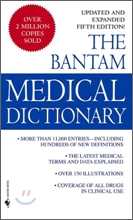 Bantam Medical Dictionary, 5/E
