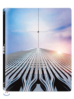 하늘을 걷는 남자 3D & 2D (스틸북 한정판) : 블루레이