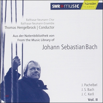 Thomas Hengelbrock 바흐의 음악 도서관 2집 - 파헬벨: 부활절 칸타타 / 케를: 미사 수페르바 (From The Music Library of J.S.Bach Vol.2)