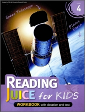 Reading Juice for Kids 4 : Workbook