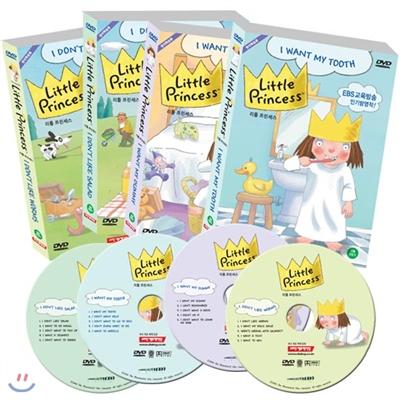 [DVD] Little Princess 리틀 프린세스 1집 4종세트
