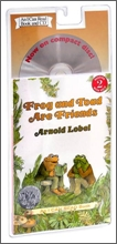 Frog and Toad are Friends (Book & CD)