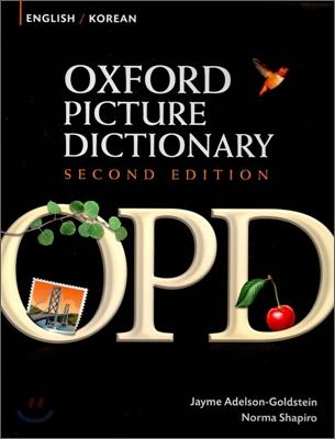 Oxford Picture Dictionary : English/Korean, 2/E