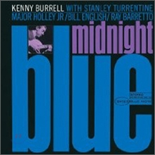 Kenny Burrell - Midnight Blue (Blue Note 70�ֳ� ��� LP+CD Combo Reissues Deluxe Edition)