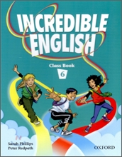 Incredible English 6 : Class Book