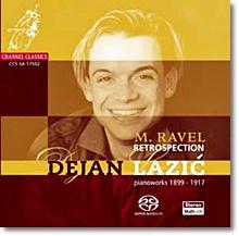 Dejan Lazic 라벨: 피아노 작품집 (Chopin: Piano Work 'Retrospection')