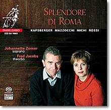 Johannette Zomer 로마의 빛나는 별 (Splendore Di Roma)