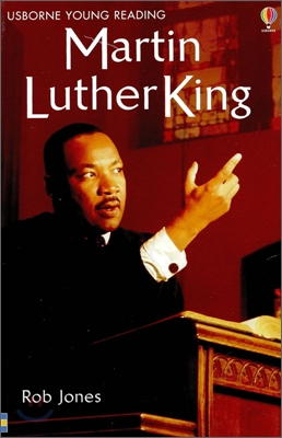 Usborne Young Reading Level 3-10 : Martin Luther King