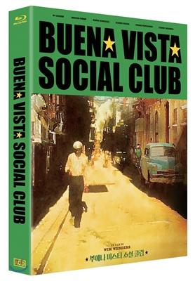 부에나 비스타 소셜 클럽 : 블루레이+DVD (1,000장 한정판)