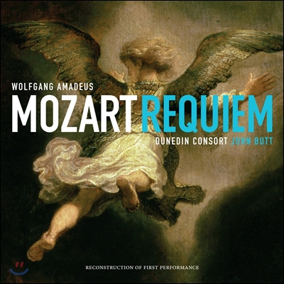 John Butt 모차르트: 레퀴엠 [1793년 초연 복원] (Mozart: Requiem in D Minor, K. 626) [LP]