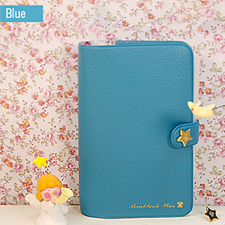 �Ǹ��� BankBook Collection(blue)