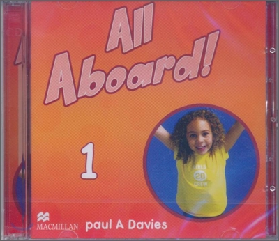 All Aboard 1 : Audio CD