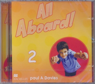 All Aboard 2 : Audio CD