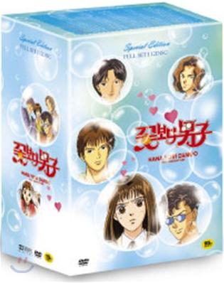 꽃보다 남자 Vol. 1~4 (1-51화) 애니메이션 전편 박스세트(12Disc)