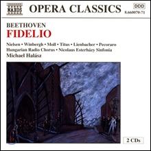 Inga Nielsen / Michael Halasz 베토벤: 오페라 '피델리오' (Beethoven: Fidelio)