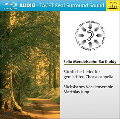 Matthias Jung 멘델스존: 무반주 합창을 위한 작품집 (Mendelssohn: Works for A Cappella Choir)